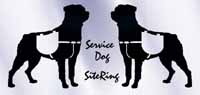 Service Dog SiteRing Main Graphic